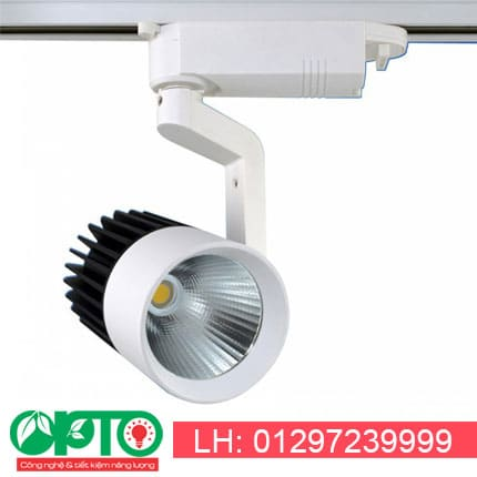 Đèn led rọi ray Opto chip COB 20w